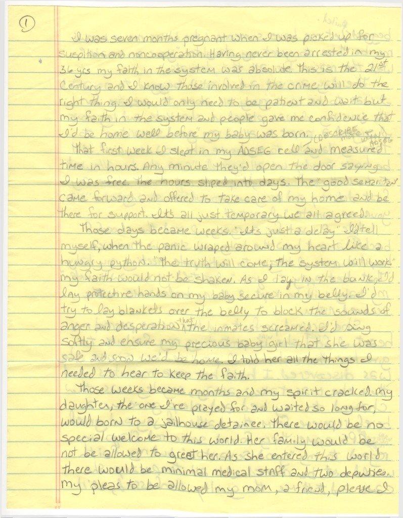 Dorothy Handwritten - 0001